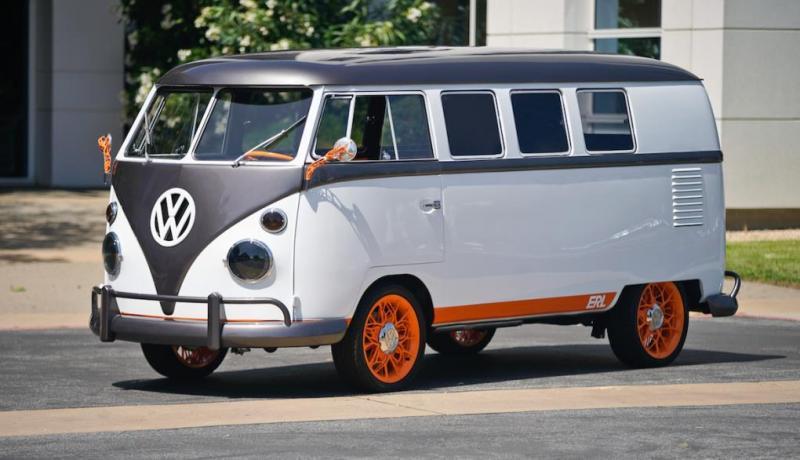 Volkswagen Group начал сотрудничество с Autodesk в области генеративного  дизайна с создания нового концепта электрокара