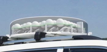 Series Production of 5G Car Antennas Made Possible with SLS 3D Printing