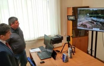 В СевГУ показали новый 3D-сканер