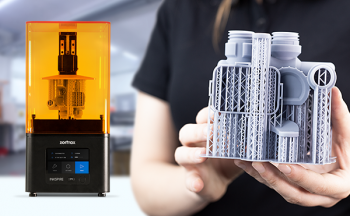 Компания Zortrax предлагает новые фирменные материалы для 3D-печати