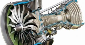 двигатель GE9X компании General Electric