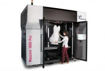 крупноформатный фотополимерный 3D-принтер 1800 Pro