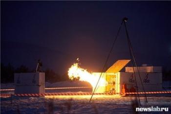 Под Красноярском испытали напечатанный на 3D-принтере ракетный двигатель