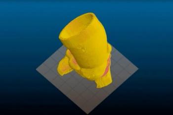 Researchers 3D print lifelike heart valve models