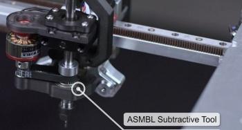 головка для 3D печати E3D, насадка для постобработки, настольный FDM 3D принтер, 3D модель, инструмент ASMBL, новости 3d-печати