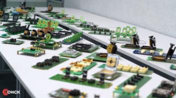 центр по 3D-печати комплектующих для проверки микросхем