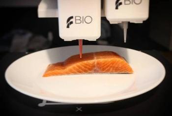 Европейские студенты напечатали на 3D-принтере веганского лосося