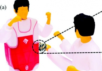 КОРЕЙСКИЕ И КИТАЙСКИЕ УЧЕНЫЕ НАПЕЧАТАЛИ НА 3D-ПРИНТЕРЕ ГИБКИЙ ПЪЕЗОЭЛЕКТРИЧЕСКИЙ ДАТЧИК