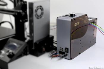 устройство PITTA для 3D-печати несколькими филаментами