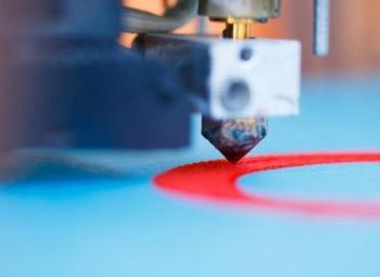 3D-printer head. Image: nikkytok/Shutterstock