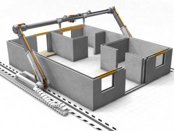 Выпускники Хакасии предлагают строить индивидуальные жилые дома в Хакасии с применением 3D-печати