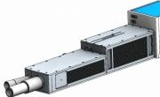 трехосевой лазерный сканатор для 3D-принтеров по металлу