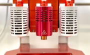 Allevi releases a new high-temperature print head printing at 255˚