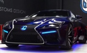 Iconic Black Panther 2 Car Designed Using 3D Scanning