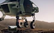 Hyundai создала беспилотного робота TIGER