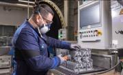 Rolls-Royce has produced metal 3D printed parts