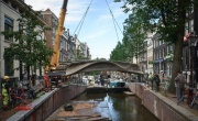 MX3D's Amsterdam Bridge