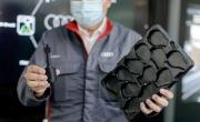 Audi делает из мусора напечатанные детали