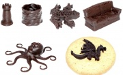 новая технология 3D-печати из шоколада