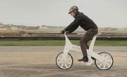 3D-принтер распечатал... нейлоновый велосипед, полностью готовый к работе