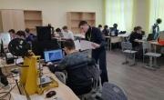 В Екатеринбурге состоялся региональный чемпионат по компьютерному 3D-моделированию и 3D-печати «ЮниорПрофи»