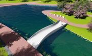 Ученые напечатали пластиковый мост на 3D-принтере