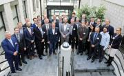 Partners from industry and science met on Nov. 14, 2017 for the kick-off of the Fraunhofer futureAM focus project in Aachen, Ger