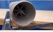 опытный образец сепарационного элемента для атомных ледоколов