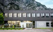 Schunk's new Customer Centre in Bad Goisern, Austria (Courtesy Schunk)