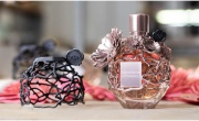 Viktor&Rolf decorates its famous Flowerbomb perfume with a 3D printed set